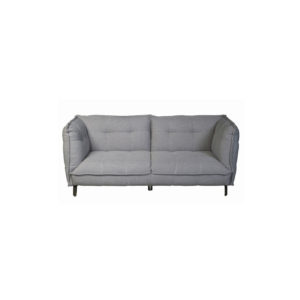 Caravel_2_Seater_Sofa_In_Grey_Front_View