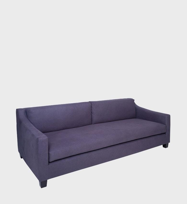 SSB 2 Seater Sofa Blue   Decor Deals