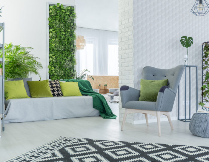 green-vertical-living-wall-zone-room-divider