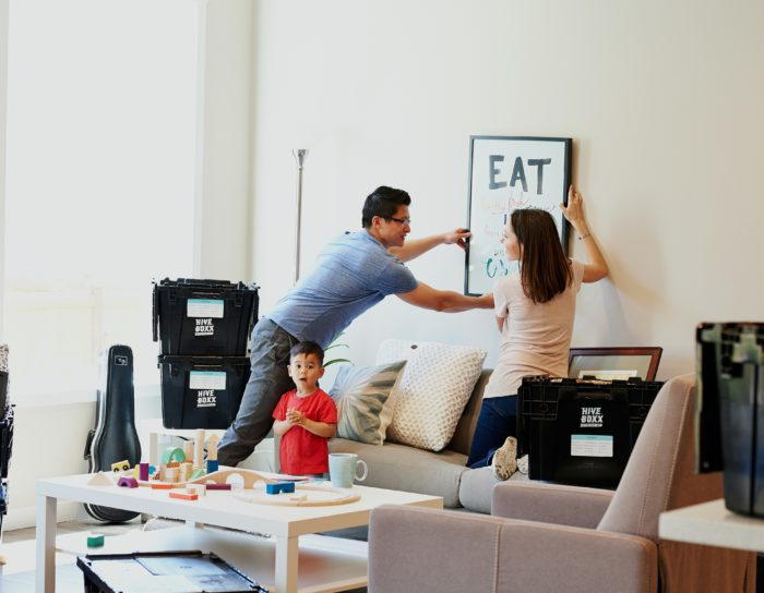 home or apartment improvement