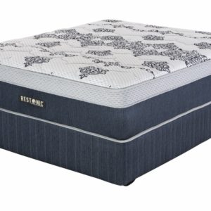Restonic Malta 152cm (Queen) Gentle Bed Set